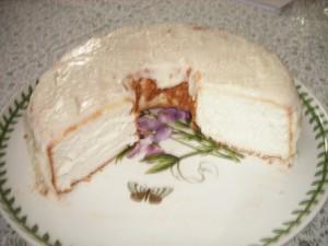 Auntie's Angel's Food Cake
