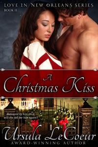 Ursula LeCoeur Christmas Kiss Romance Novel