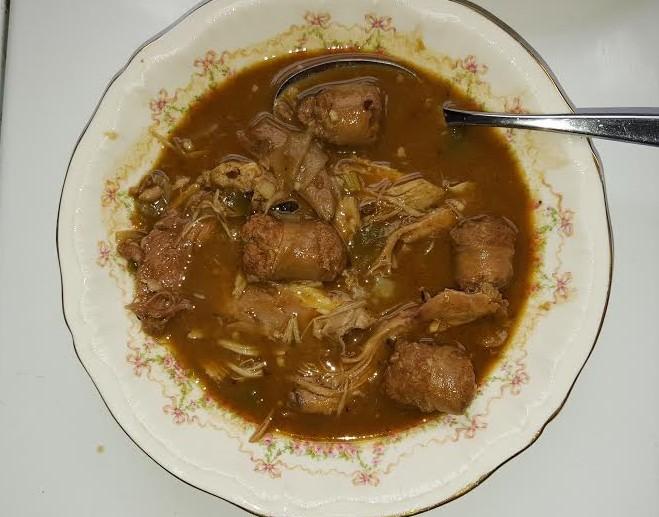 Chicken-Andouille Gumbo