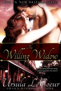 Ursula LeCoeur Willing Widow Romance Novel