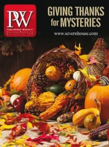 November 23, 2015 Publishers Weekly Cover